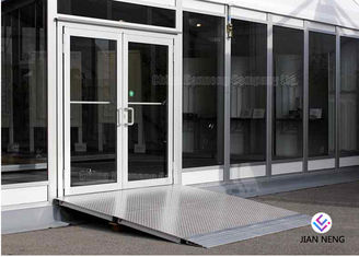 Stable Aluminum Window And Doors For Temporary Outdoor Tents Warehouse